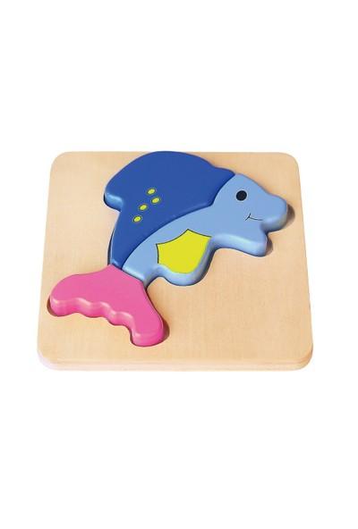 Vıga Toys 2D Yunus Puzzle