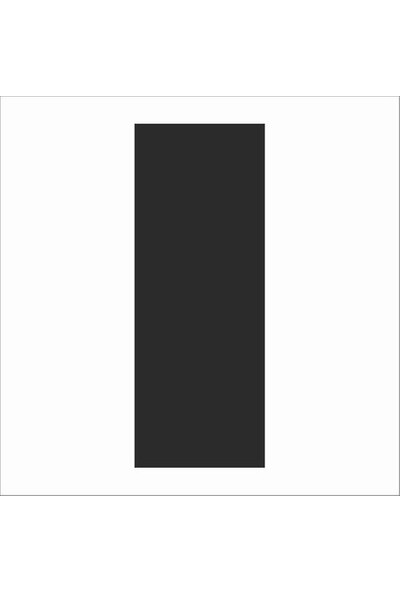 DekorLoft Dikdörtgen Yazılabilir Sticker YZB-1056
