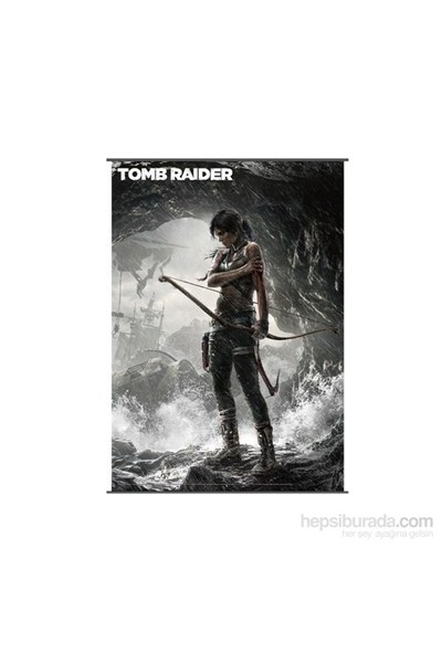 Tomb Raider Wall Scroll Vol. 2 Rulo Duvar Afişi