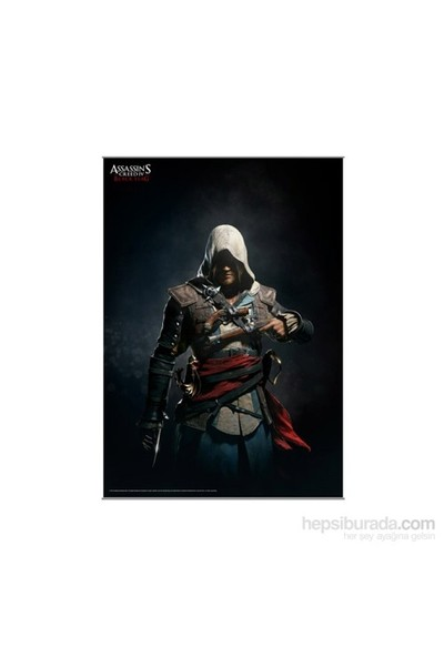 Assassin's Creed Iv Black Flag Wall Scroll Vol. 2 Rulo Duvar Afişi