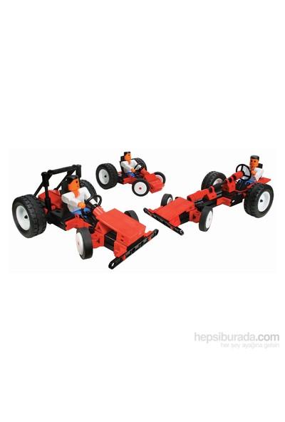 Fischertechnik Fischer Tech Basic Fun Cars