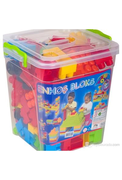 Enhoş 110 Parça Mega Bloks 7073
