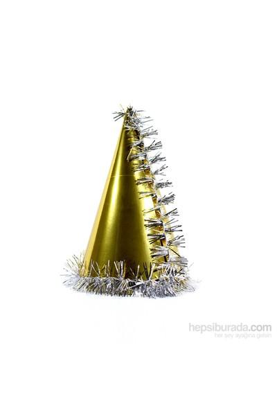 Artte Yılbaşı Kotyon Karton Şapka