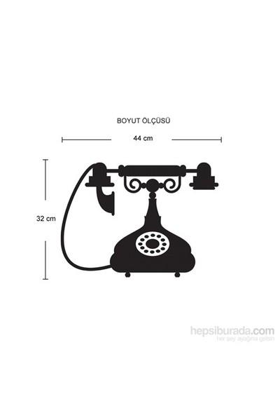 Bestasticker Vintage Telefon Sticker