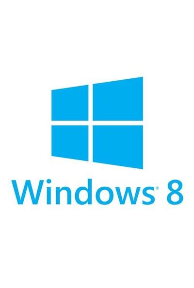 Microsoft Windows 8 SL 64Bit Türkçe OEM DVD (4HR-00070)