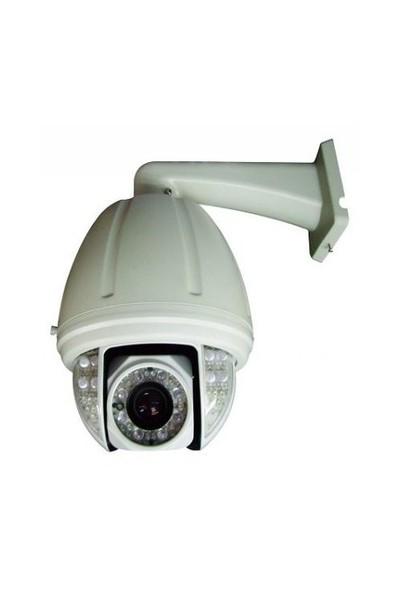 Ducki CCD H264 İç+Dış Mekan Pan-Tilt 27x Zoom IP Kamera
