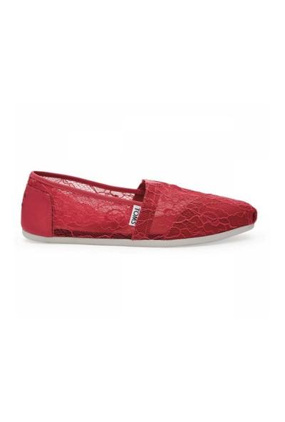 Toms Kadın Günlük Ayakkabı 10004895-Ras
