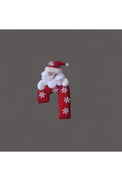 Dekoratif Noel Baba Yılbaşı Süsü