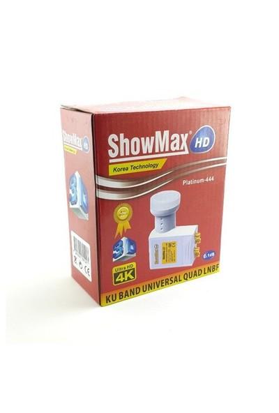 Showmax Ultra Hd 4K Quad Lnb 0,1Db