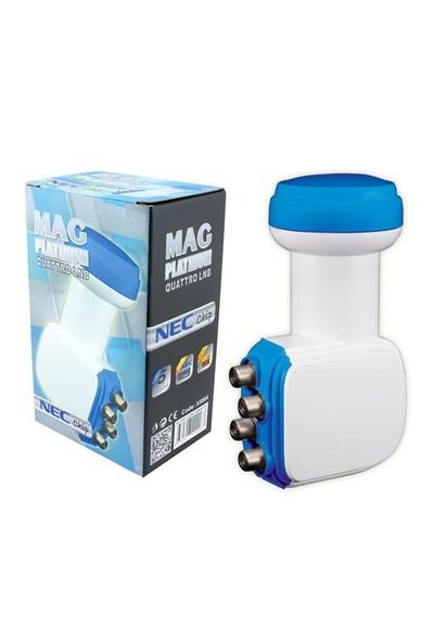 Mag Platinum Nec Chipli Full Hd Dört Çıkışlı Santral Lnb