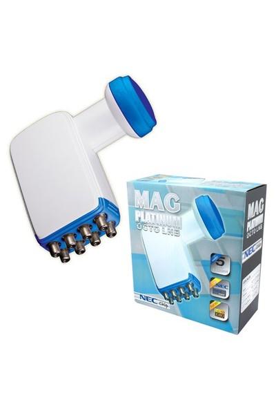 Mag Platinum Nec Chipli Full Hd Sekiz Çıkışlı Lnb