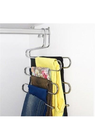 Alper Pantalon Eşarp Askısı - 2 Adet