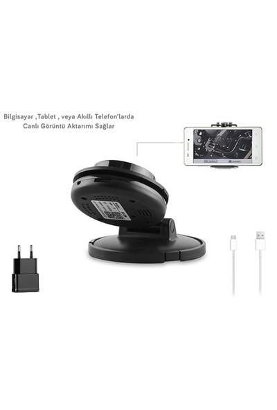 Everest Sc-720 720P P2p Wi-Fi Destekli Güvenlik Kamerası