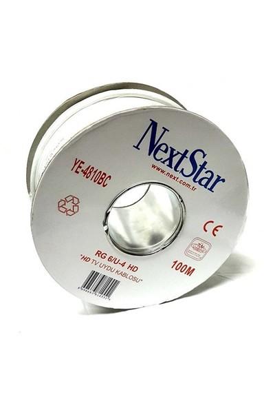 Nextstar Ye-4810Bc Rg6u4 Anten Kablosu 100Metre