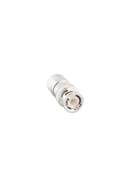 S-link SL-BN25 Vidalı BNC Gümüş Lüx 100 lü Paket Konnektör