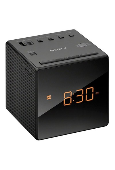 Sony ICF-C1B Alarm Saatli Radyo
