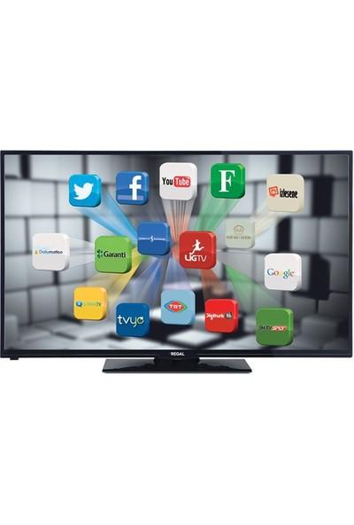 """Regal 49R6012F2 49"""" 124 Ekran Uydu Alıcılı Full HD Smart LED TV"""