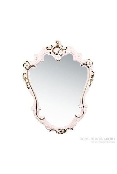 Evino Duvar Aynası Beyaz