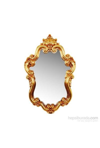 Evino Duvar Aynası Sarı