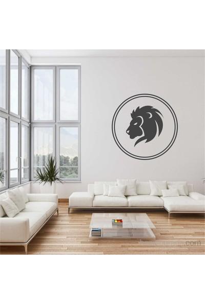 I Love My Wall Aslan Sticker