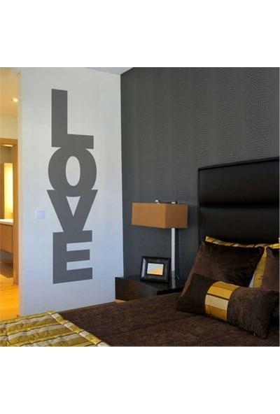 I Love My Wall Konuşan Duvarlar (Kd-028) Sticker