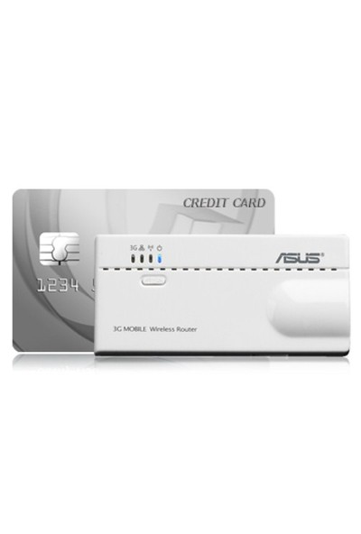 Asus WL-330N3G 150Mbps 3G 6sı 1 arada Router/Repeater/Access Point/Hot Spot/3G/Wireless Adaptor