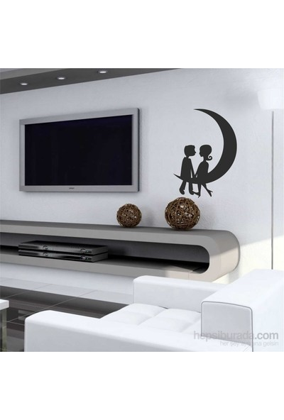 I Love My Wall Modern (Mdn-087) Sticker