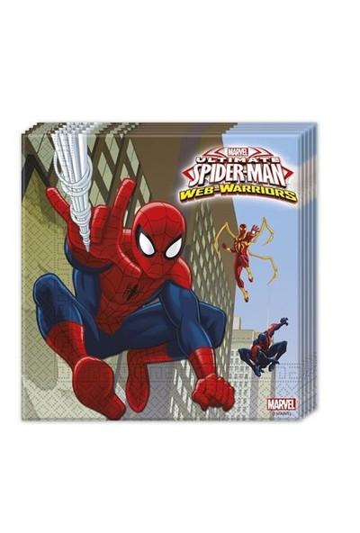 Spiderman Kağıt Peçete