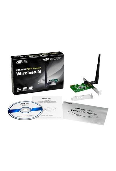 Asus PCE-N10 150Mbps Kablosuz PCI-E Adaptör