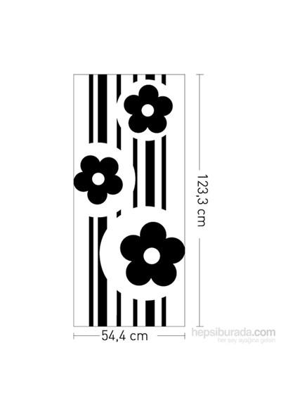Pan Kadife Duvar Sticker 54X123 Cm