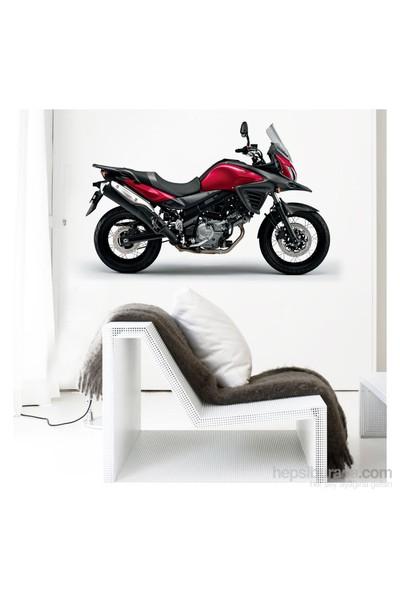 Artikel Motorcycle-2 Dev Duvar Sticker Dp-1465