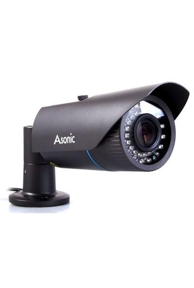 Asonic Asc-601 1/3 Sony 3.6Mm 600Tvl 36 Ledli Ir Led Güvenlik Kamerası