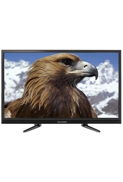 """Awox 32"""" 82 Ekran Uydu Alıcılı LED TV"""