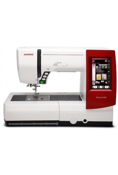 Janome MC 9900 Bilgisayarlı Dikiş ve Nakış Makinaları