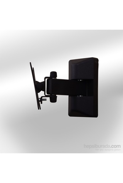 """Plus Aparat HA-1027 10""""-27"""" LCD-LED Hareketli Askı Aparatı + Su Terazisi Hediyeli"""