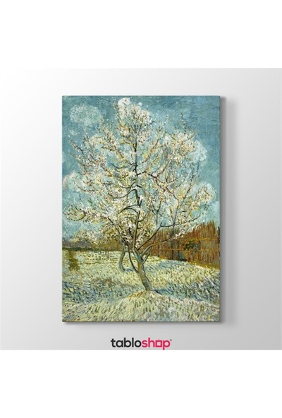 Tabloshop Van Gogh - The Pink Peach Tree Tablosu