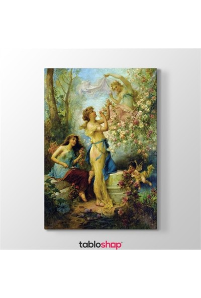 Tabloshop Hans Zatzka – Dreams Tablosu