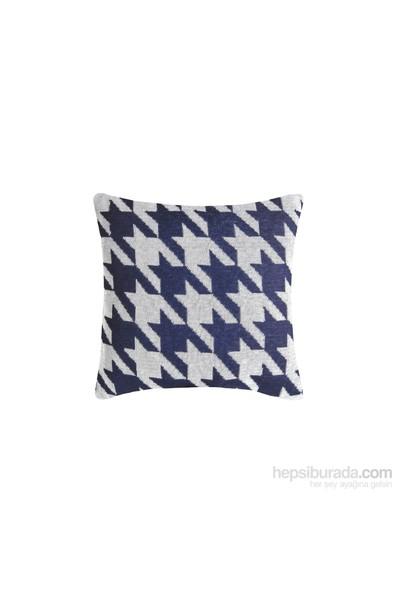 Home De Bleu Triko Kırlent 43 X 43 Cm