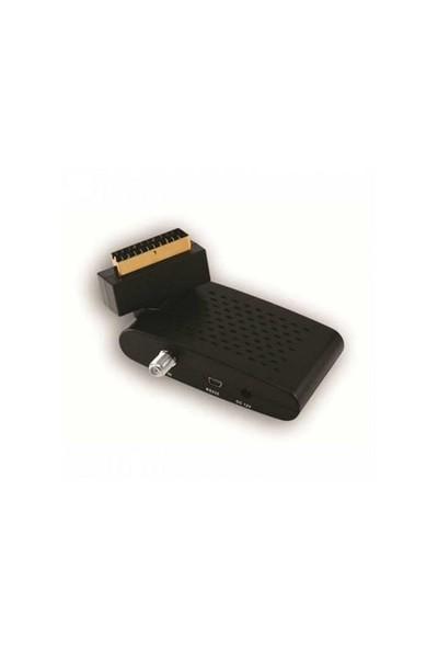 Showmax Mini Scart Uydu Alıcısı