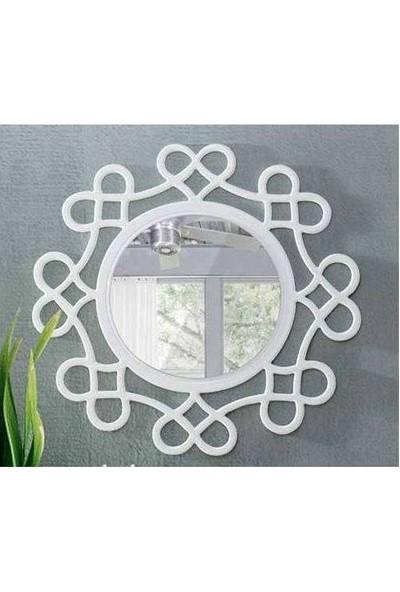 Bmd Dekoratif Kalpli Ayna