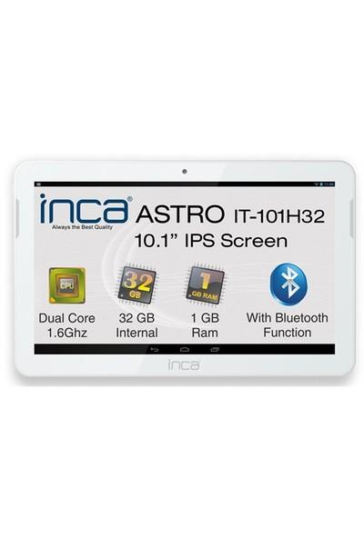 "Inca Astro 32GB 10.1"" IPS Beyaz Tablet + 4 Adet Aksesuar Hediye"