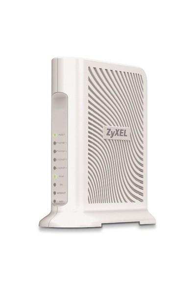ZyXEL P-660HN-T1v2 300Mbps Kablosuz 4 Port ADSL2+ Modem/Router