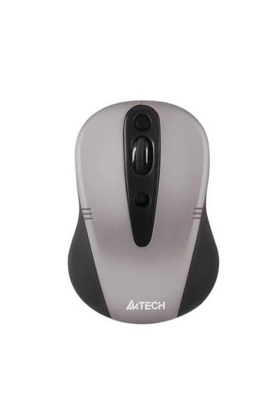 A4-Tech G9370-1 Glassrun Gümüş USB Mouse