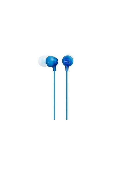 Sony MDR-EX15LPL Kulakiçi Mavi Kulaklık