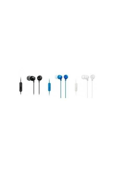 Sony MDR-EX15APW Kulakiçi Beyaz Kulaklık