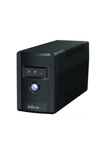 Inform Guardian 600 Va Avr 7-20Dk Destekleme Line-Interactive Ups