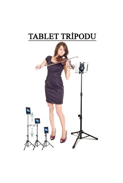 Markacase Tablet Tripod Sehpa Tutucu Ofiste,Müzisyenlere