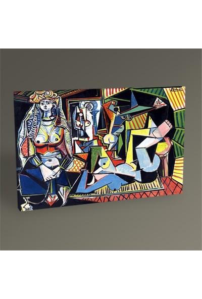 Tablo 360 Pablo Picasso Cezayirli Kadınlar Tablo 90X60