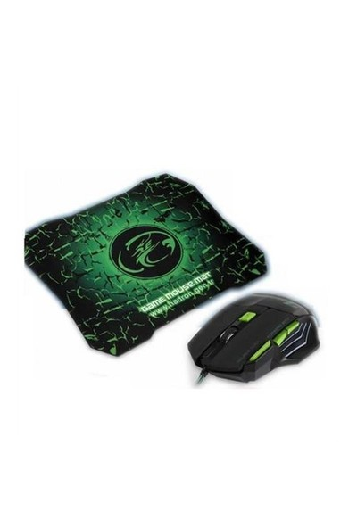 Hadron Hd-G7 Game Oyuncu Mouse Ve Mouse Pad