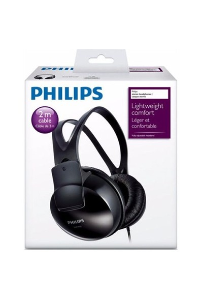 Philips SHP1900 Kulaküstü Kulaklık